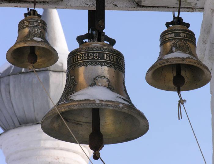 Звон колоколов церковных картинки