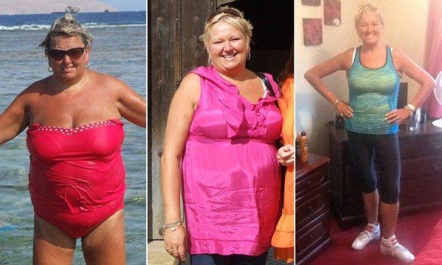 Сбросить вес в 60 лет