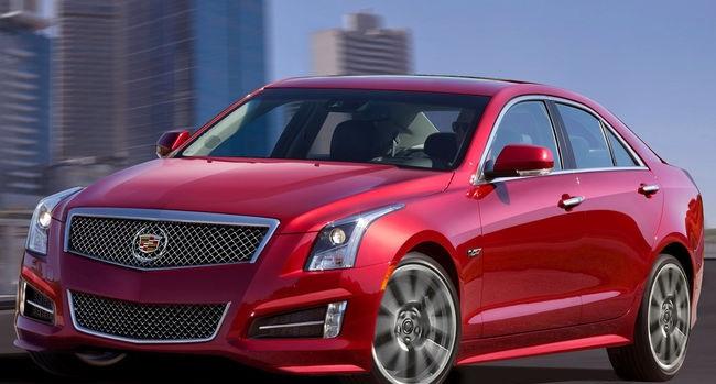 В следующем году Cadillac порадует автолюбителей сразу ...
