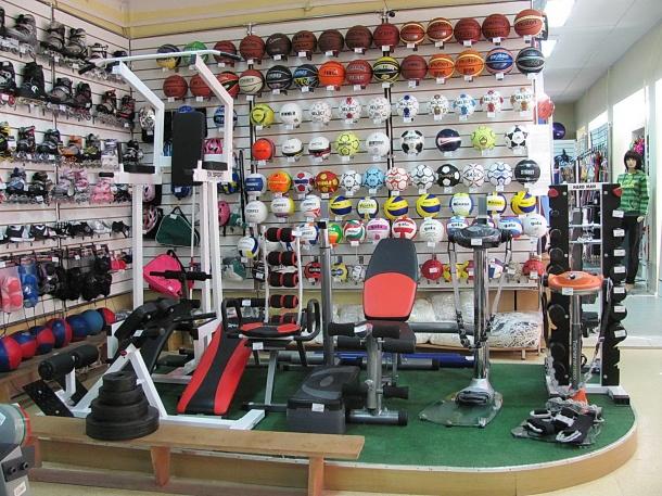 Продажа торгового оборудования для магазина спортивных товаров - Світ24 44a50904ff2